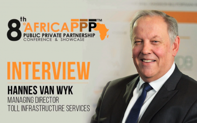 AFRICA PPP CONFERENCE & SHOWCASE – INTERVIEW WITH HANNES VAN WYK, TOLL INFRASTRUCTURE SERVICES